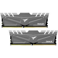 Модуль памяти TEAM T-Force Dark Z Gray DDR4 3200MHz 16GB Kit 2x8GB (TDZGD416G3200HC16CDC01)