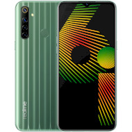 Смартфон REALME 6i 3/64GB Green Tea