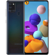 Смартфон SAMSUNG Galaxy A21s 3/32GB Black