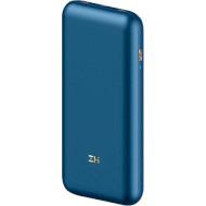 Портативное зарядное устройство XIAOMI ZMI QB823 Pro Blue (20000mAh)