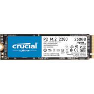 SSD CRUCIAL P2 250GB M.2 NVMe (CT250P2SSD8)