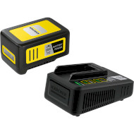 Зарядное устройство с АКБ KARCHER Battery Power 18/50 + Li-ion 18V 5.0Ah (2.445-063.0)