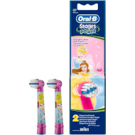 Насадка для зубной щётки ORAL-B Stages Power EB10 Princess 2шт (81318057/80250543-PR)