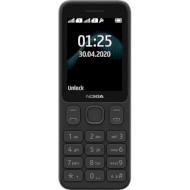 Мобильный телефон NOKIA 125 (2020) Black