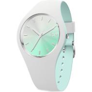 Часы ICE-WATCH Ice Duo Chic M White Aqua (016984)