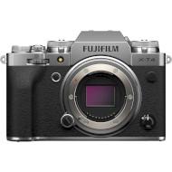 Фотоаппарат FUJIFILM X-T4 Silver Body