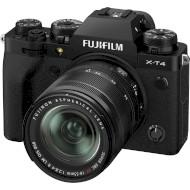 Фотоаппарат FUJIFILM X-T4 Black Kit XF 18-55mm f/2.8-4 R LM OIS