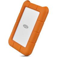 Портативный жёсткий диск LACIE Rugged Secure 2TB TB3/USB3.1 (STFR2000403)