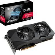 Видеокарта ASUS Dual Radeon RX 5700 XT EVO OC Edition 8GB GDDR6 (DUAL-RX5700XT-O8G-EVO)