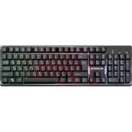 Клавіатура REAL-EL Comfort 7011 Backlit Black (EL123100043)