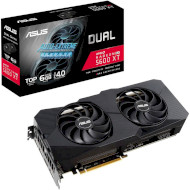Видеокарта ASUS Dual Radeon RX 5600 XT EVO TOP Edition (DUAL-RX5600XT-T6G-EVO)