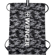 Рюкзак складной WENGER FlowUp Black Camo (610192)