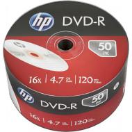 DVD-R HP 4.7GB 16x 50pcs/wrap (69303/DME00070-3)