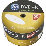 DVD-R HP Inkjet Printable 4.7GB 16x 50pcs/wrap (69302/DME00070WIP-3)
