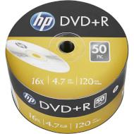 DVD+R HP 4.7GB 16x 50pcs/wrap (69305/DRE00070-3)