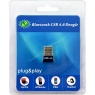 Bluetooth адаптер HQ-TECH BT4-S1 Extra Slim