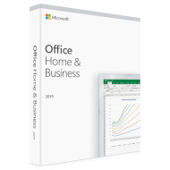 ПО MICROSOFT Office 2019 Home & Business Ukrainian 1PC (T5D-03369)