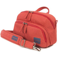 Сумка для фотокамеры TUCANO Contatto Digital Bag Medium Red (CBC-M-R)