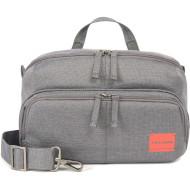 Сумка для фотокамеры TUCANO Contatto Digital Bag Medium Gray (CBC-M-G)