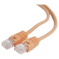 Патч-корд CABLEXPERT UTP Cat.5e 0.25м Orange (PP12-0.25M/O)