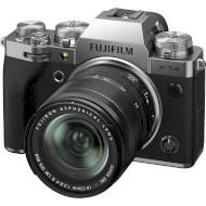Фотоаппарат FUJIFILM X-T4 Silver Kit XF 18-55mm f/2.8-4 R LM OIS