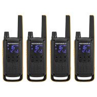 Набор раций MOTOROLA Talkabout T82 Extreme ActiveTeam 4-pack