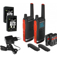 Набор раций MOTOROLA Talkabout T82 Tourism 2-pack