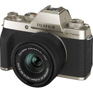 Фотоаппарат FUJIFILM X-T200 Champagne Gold Kit XC 15-45mm f/3.5-5.6 OIS PZ