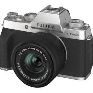 Фотоаппарат FUJIFILM X-T200 Silver Kit XC 15-45mm f/3.5-5.6 OIS PZ