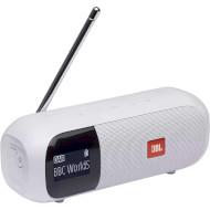 Радиоприёмник JBL Tuner 2 White (JBLTUNER2WHT)
