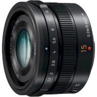 Объектив PANASONIC Leica DG Summilux 15mm f/1.7 ASPH (H-X015E-K)