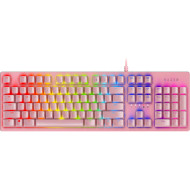 Клавиатура RAZER Huntsman Quartz Pink (RZ03-02521800-R3M1)