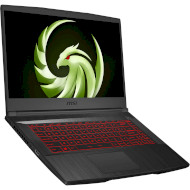 Ноутбук MSI Bravo 15 A4DCR Graphite Black (A4DCR-091XUA)