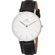 Часы DANIEL WELLINGTON Classic Sheffield 36mm Silver (DW00100053)