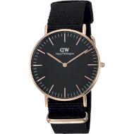 Часы DANIEL WELLINGTON Classic Cornwall 36mm Rose Gold (DW00100150)