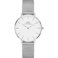 Часы DANIEL WELLINGTON Petite Sterling 36mm Silver (DW00100306)