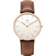 Часы DANIEL WELLINGTON Classic St Mawes 40mm Rose Gold (DW00100006)