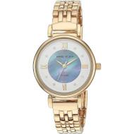 Часы ANNE KLEIN Considered Women's Solar Powered Swarovski Crystal Accented Bracelet (AK/3630MPGB)