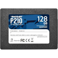 "SSD PATRIOT P210 128GB 2.5"" SATA (P210S128G25)"