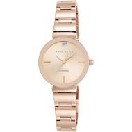 Часы ANNE KLEIN Women's Diamond-Accented Bracelet Rose Gold (AK/2434RGRG)