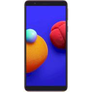 Смартфон SAMSUNG Galaxy A01 Core 1/16GB Red