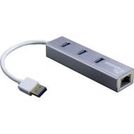 USB хаб ARGUS IT-310-S 3-Port (88885471)