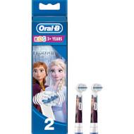 Насадка для зубной щётки ORAL-B Stages Power EB10 Frozen 2 2шт (80336738)