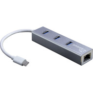 USB хаб ARGUS IT-410-S 3-Port (88885472)