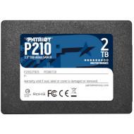 "SSD PATRIOT P210 2TB 2.5"" SATA (P210S2TB25)"