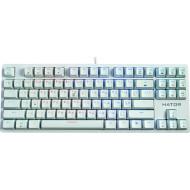 Клавиатура HATOR Rockfall EVO TKL White (HTK-631)