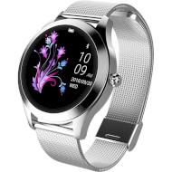 Смарт-часы KING WEAR KW10 Metal Silver