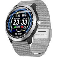 Смарт-часы LEMFO N58 Metal Silver