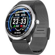 Смарт-часы LEMFO N58 Metal Black
