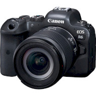 Фотоаппарат CANON EOS R6 Kit RF 24-105mm f/4.0-7.1 IS STM